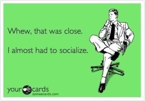 Karen - Socializing